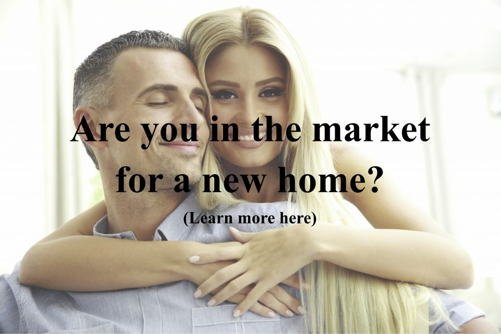 Are you in the market headline